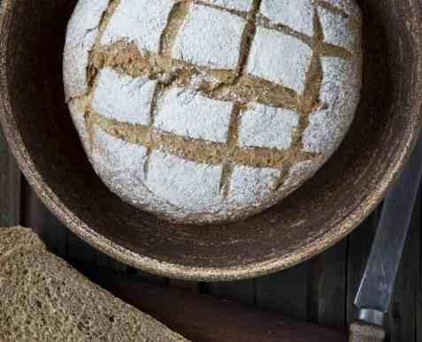 Havrebrød fra Vigdis oppskrift.