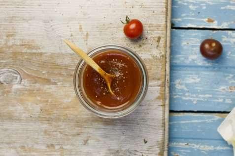 Bilde av Hjemmelaget ketchup 3.