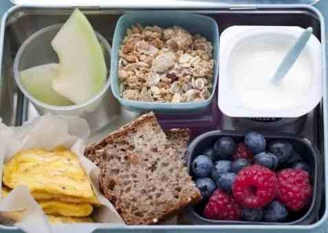 Matpakken første skoledag oppskrift.
