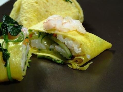 Chakin Sushi oppskrift.