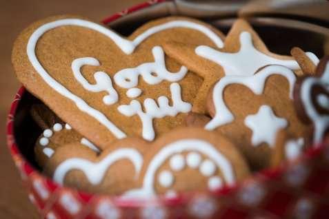 Glutenfrie gode pepperkaker oppskrift.