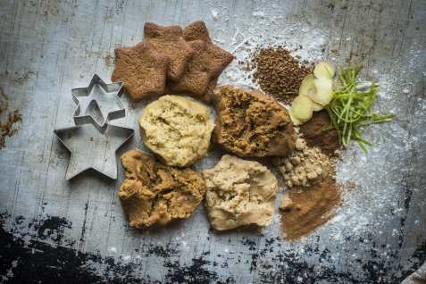 Tyrkisk-pepperkaker oppskrift.