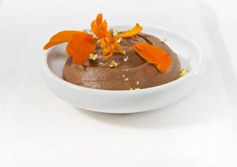 Sjokoladekrem til eclairs oppskrift.