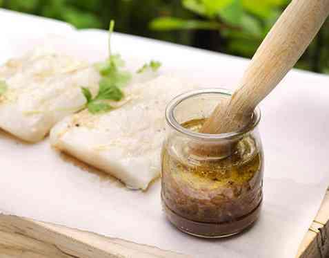 Prøv også Honning- og hvitløksmarinade.