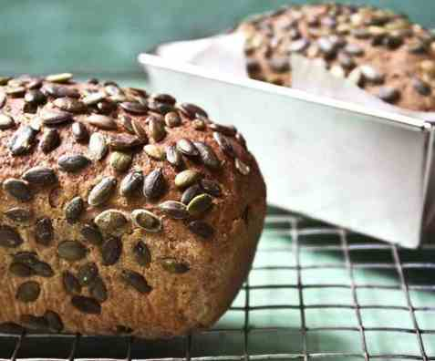 Bakerens ekstra grove brød oppskrift.