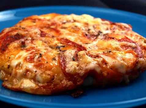 Bilde av V�re beste pitapizzaer.
