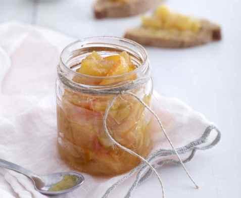 Appelsin og Earl Grey marmelade oppskrift.