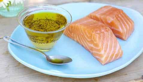 Sitronmarinade til fisk oppskrift.