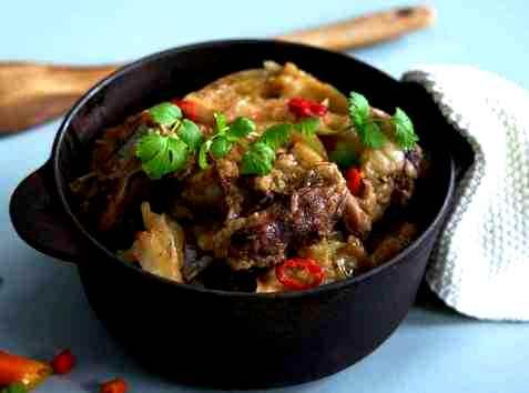 Prøv også Fårikål med chili.