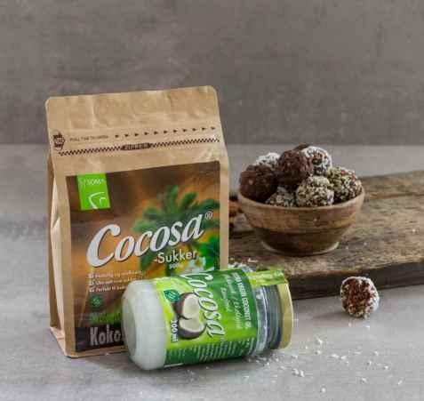 Julegodt med Cocosa oppskrift.