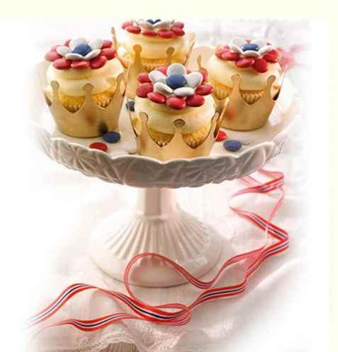 Bilde av Hipp hurra muffins.