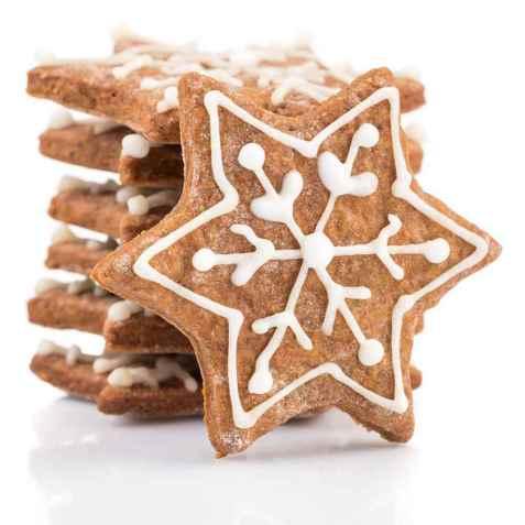 Bilde av Glutenfrie pepperkaker med sukrin.