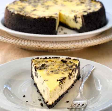 Bakt ostekake med philadelphia oppskrift.