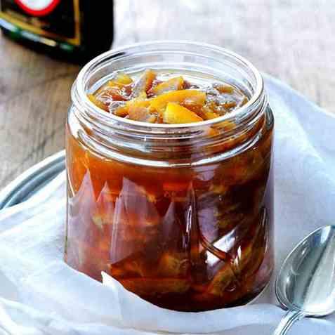 Jamaica Marmelade oppskrift.