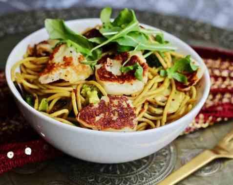 Spaghetti à la Niru oppskrift.
