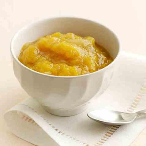 Aprikoschutney med løk oppskrift.