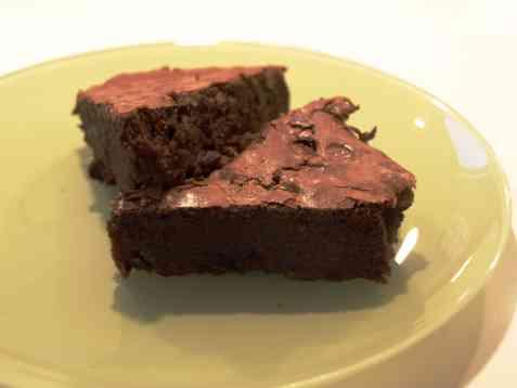 Bilde av Glutenfrie brownies.
