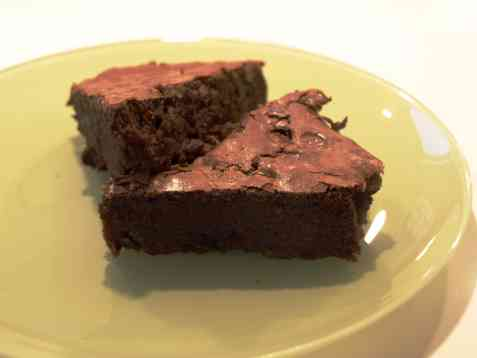 Glutenfrie brownies oppskrift.