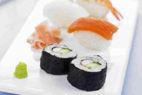 Maki Sushi med LobNobs oppskrift.