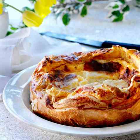 Italiensk sitronpai oppskrift.