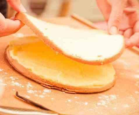 Sukkerbrød uten gluten og laktose oppskrift.