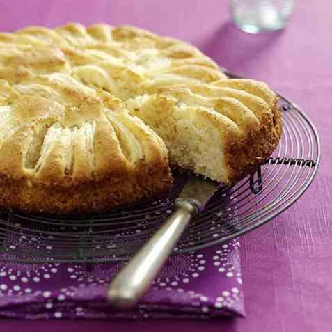 Glutenfri eplekake 2 oppskrift.