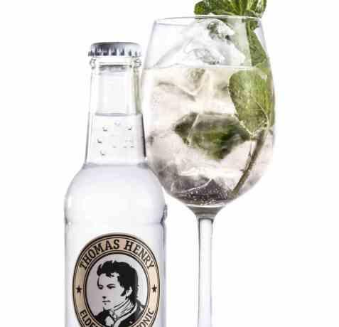 Økologisk Gin Tonic oppskrift.