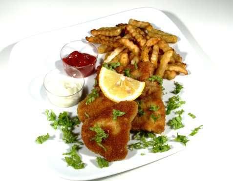 Bilde av Fish & chips 2.