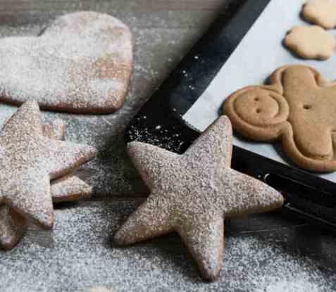 Julens beste pepperkaker oppskrift.
