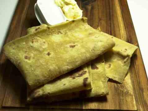 Glutenfrie potetlefser oppskrift.