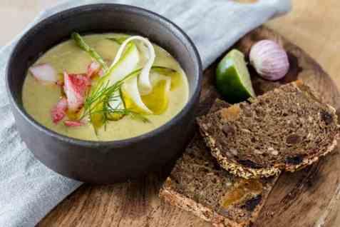 Currysuppe med LobNobs oppskrift.