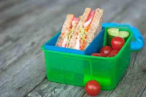 Matpakketips-Fiskedrøm oppskrift.