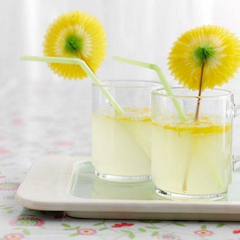 Limonade oppskrift.