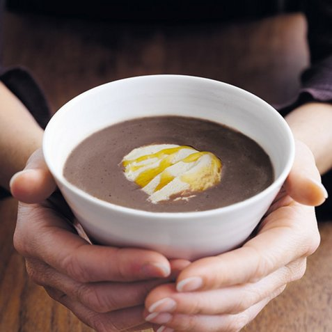 Sjokoladedrikk med karamellsmak oppskrift.