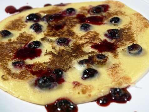 Prøv også Blåbærpannekaker.