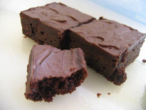 Brownies 3 oppskrift.