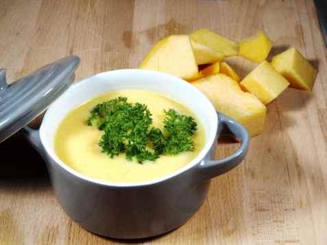 Prøv også Gresskarsuppe (Sopa de abóbora).