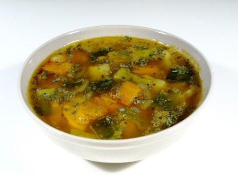 Bilde av Marokkansk suppe.