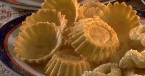 Sand cakes (sandkaker).