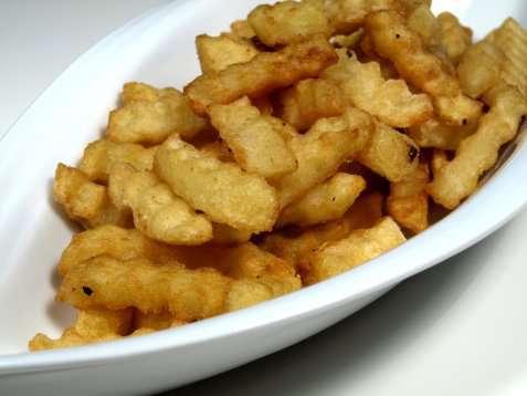 Potetchips - hjemmelaget oppskrift.