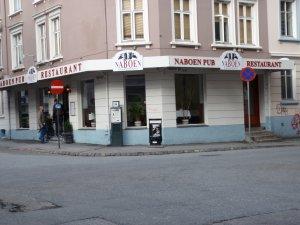 Bilde fra Naboen pub og restaurant
