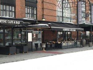 Bilde fra Albertine cafe og bar