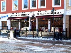 Bilde fra Jonas B Gundersen Kristiansand