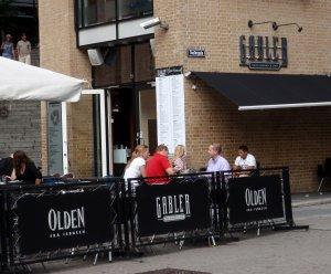 Bilde fra Gabler bar og restaurant
