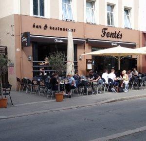 Bilde fra Cafe Fontès