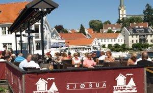 Bilde fra Restaurant Sj�bua
