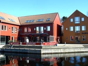 Bilde fra Bølgen og Moi Kristiansand