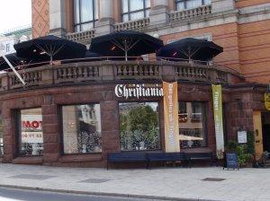 Bilde fra Cafe Christiania