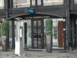 Bilde fra Lofoten Fiskerestaurant