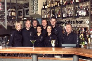 Bilde fra Bakg�rden Bar